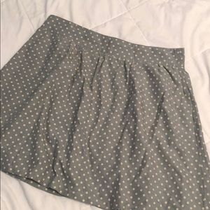 Adorable polka dot Skirt ModCloth